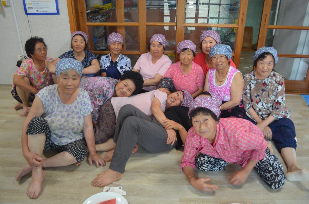 진안군 마을만들기지구협의회 활동공유