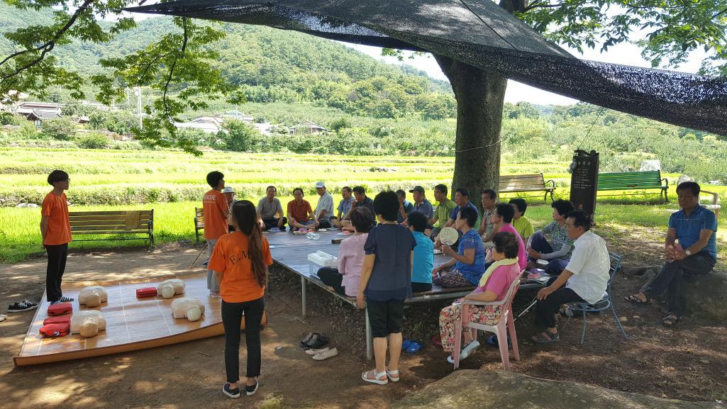 안전하고 건강한 마을 2017-6호