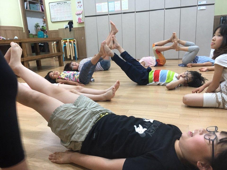 진동어울림지역아동센터 방과후 예술재능나눔 다섯번째 만남-창동라온빛