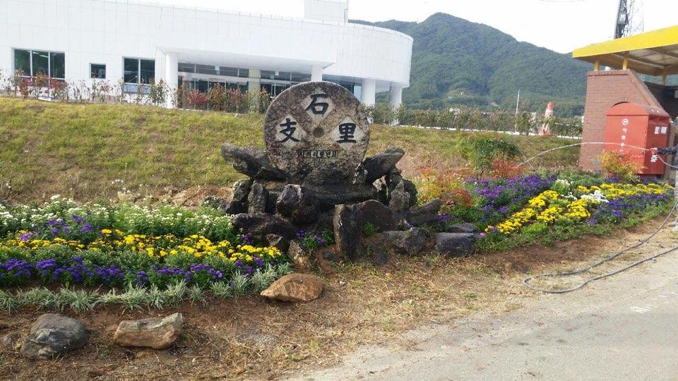 꽃으로 힐링하며 이야기가 형성되는 마을 만들기- 이천 지석리마을(11.03)