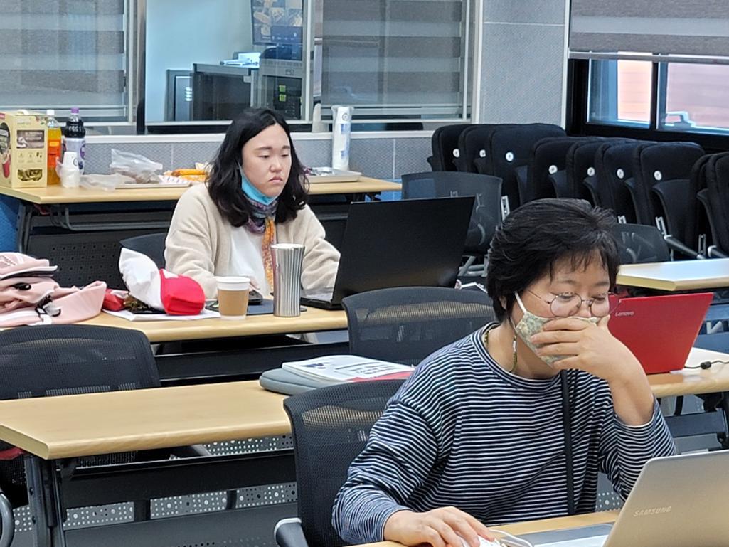 1004재능기부단의 찾아가는 SNS마케팅  순천밤을잊은농부들과(9.15)