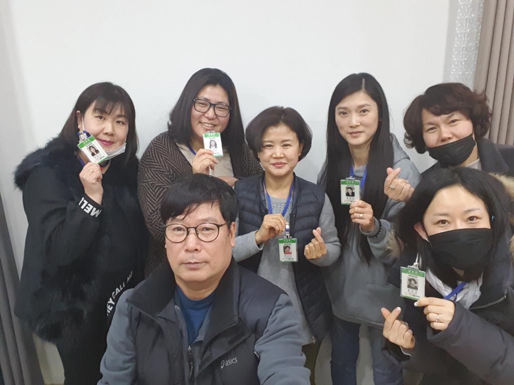 1004재능기부단의 찾아가는 SNS마케팅 재능기부#23 군산밤을잊은농부들(2.17)